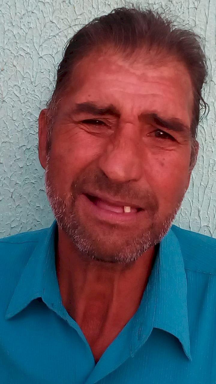 FAMILIARES DIVULGAM O NOME DE HOMEM CARBONIZADO EM INCÊNDIO EM RESIDENCIA EM LR