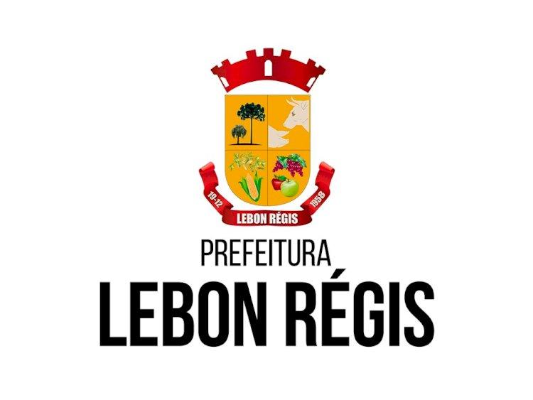 RELAÇÃO DOS CLASSIFICADOS NO PROGRAMA DE ESTÁGIO – EDITAL N°. 01/2021 PREFEITURA MUNICIPAL DE LEBON RÉGIS – CARÁTER RESERVA