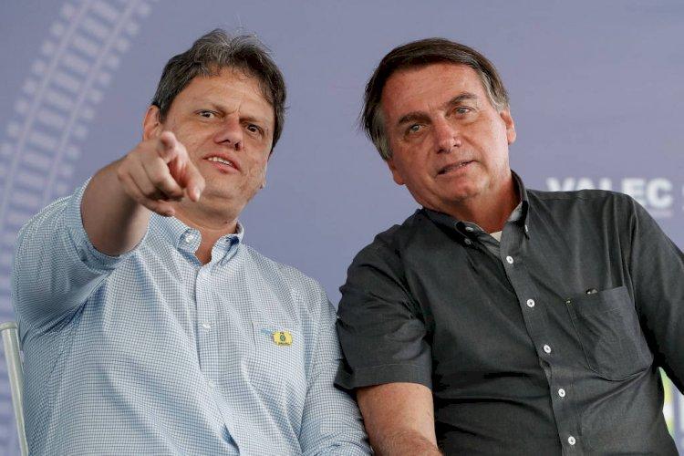 MINISTRO DA INFRAESTRUTURA TARCISO GOMES DE FREITAS PODE SER O VICE DE BOLSONARO EM 2022