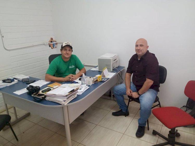 MARCELO SPAUTZ RECEBE CONVITE DO SEU PARTIDO PARA CONCORRER A DEPUTADO FEDERAL