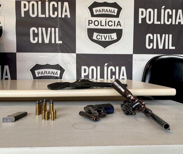 Ação conjunta entre Polícia Civil de SC e do PR prende acusado de estupro de Vulnerável ocorrido em Lebon Régis